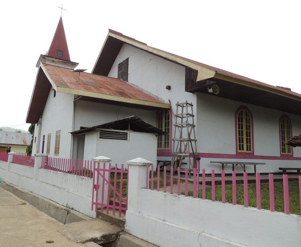 Geredja Nehemia 2014